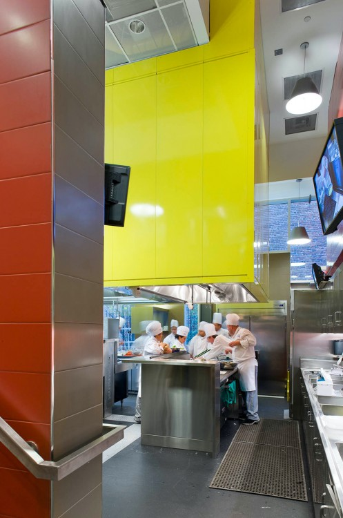 Gow Hastings Architects George Brown College Centre For Hospitality Culinary Arts